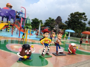 ini waterparknya