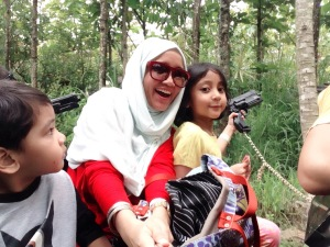 seseruan di jungle adventure