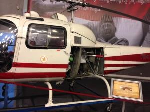 helikopter presiden soekarno